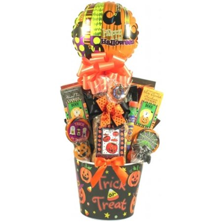 Gift Basket Ideas For Halloween (Gift Basket Drop Shipping HaSwTr Halloween Sweets and)