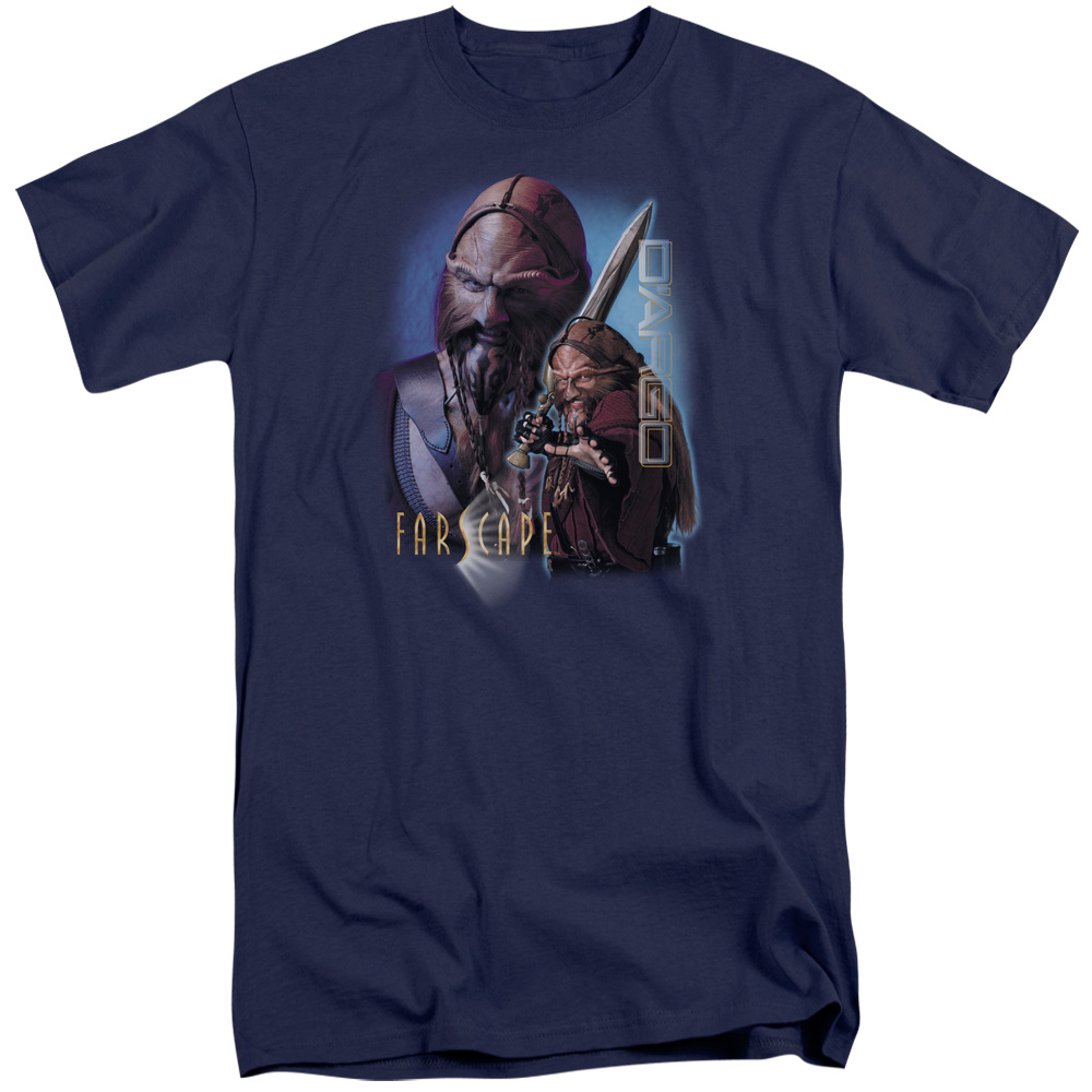 Farscape D'Argo Mens Big and Tall Shirt