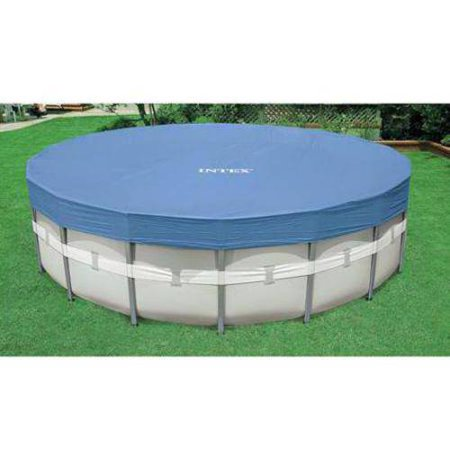 intex 22 x 52 ultra frame above ground swimming pool with filter pump walmartcom