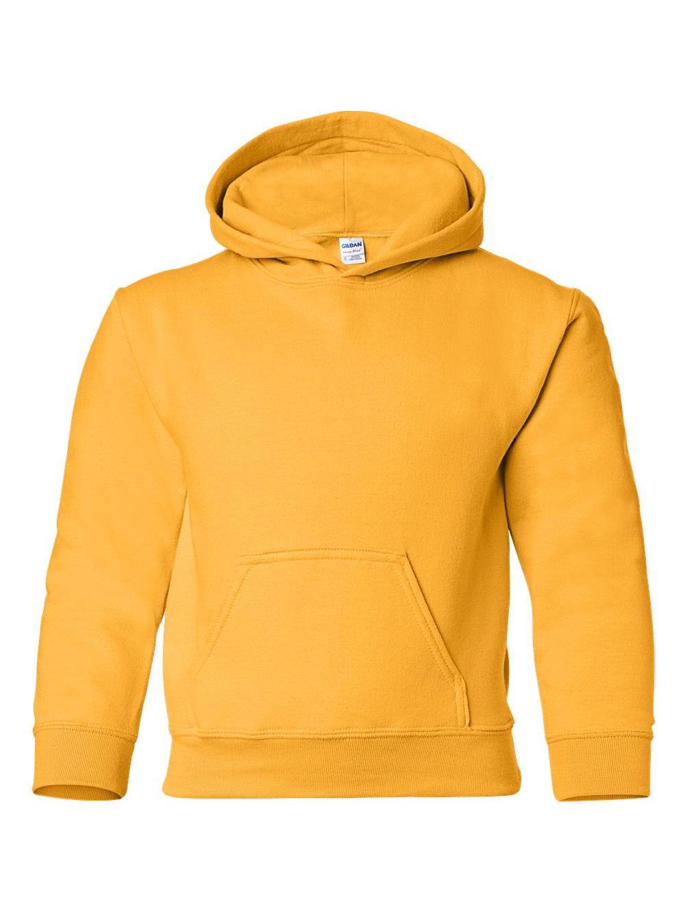 Gildan Fleece Heavy Blend Youth Hooded Sweatshirt 18500B