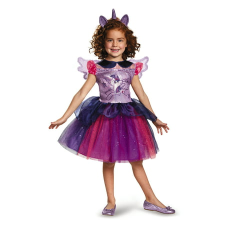 My Lil Pony Twilight Sparkle Tutu Deluxe - Twilight Sparkle Equestria Costume