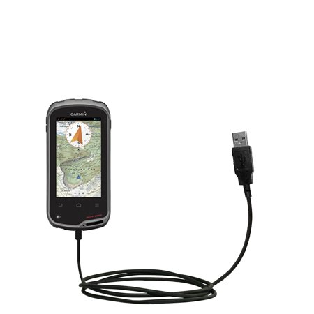 Classic Straight USB Cable suitable for the Garmin Monterra with Power Hot Sync and Charge Capabilities ()