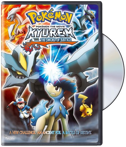 Pokemon (Video): Pokemon the Movie 15: Kyurem Vs the Sword of Justice (Other) by WARNER HOME VIDEO