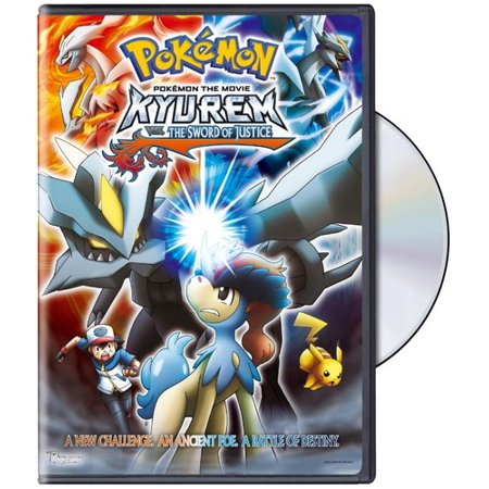 Pokemon The Movie 15: Kyurem Vs. The Sword Of Justice