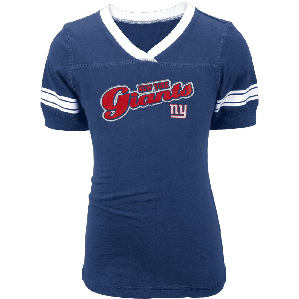 New York Giants - Swoop Logo Girls Youth T-Shirt