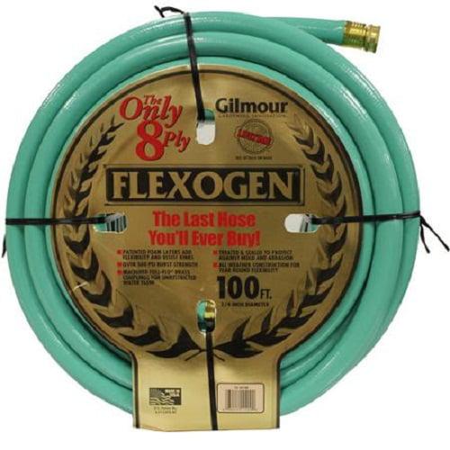 Refurbished Gilmour 1034100 3/4 in x 100' Flexogen Hose