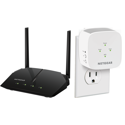 Netgear R6120 AC1200 Dual Band Ethernet Wireless Router + Range Extender