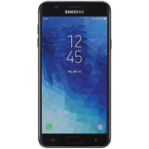 Galaxy J7 2018 Samsung J737A 16GB AT&T GSM GLOBAL Unlocked Smartphone - Black ( Refurbished )