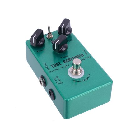 Handmade TS9 TS808 Overdrive/Distortion Tube Screamer Guitar Effects Pedals Mini Ts9 Tube Screamer Effects Pedal