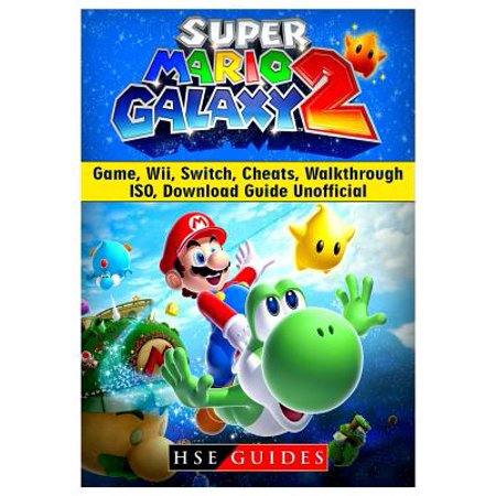 Super Mario Galaxy 2 Game, Wii, Switch, Cheats, Walkthrough, Iso, Download Guide - The Halloween Game Cheats