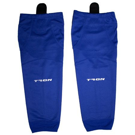 Tron SK100 Dry Fit Ice Hockey Socks (Royal Blue)