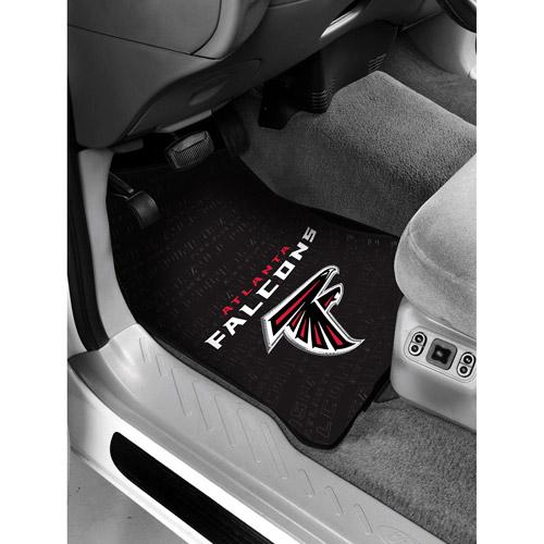 NFL - Atlanta Falcons Floor Mats - Set of 2