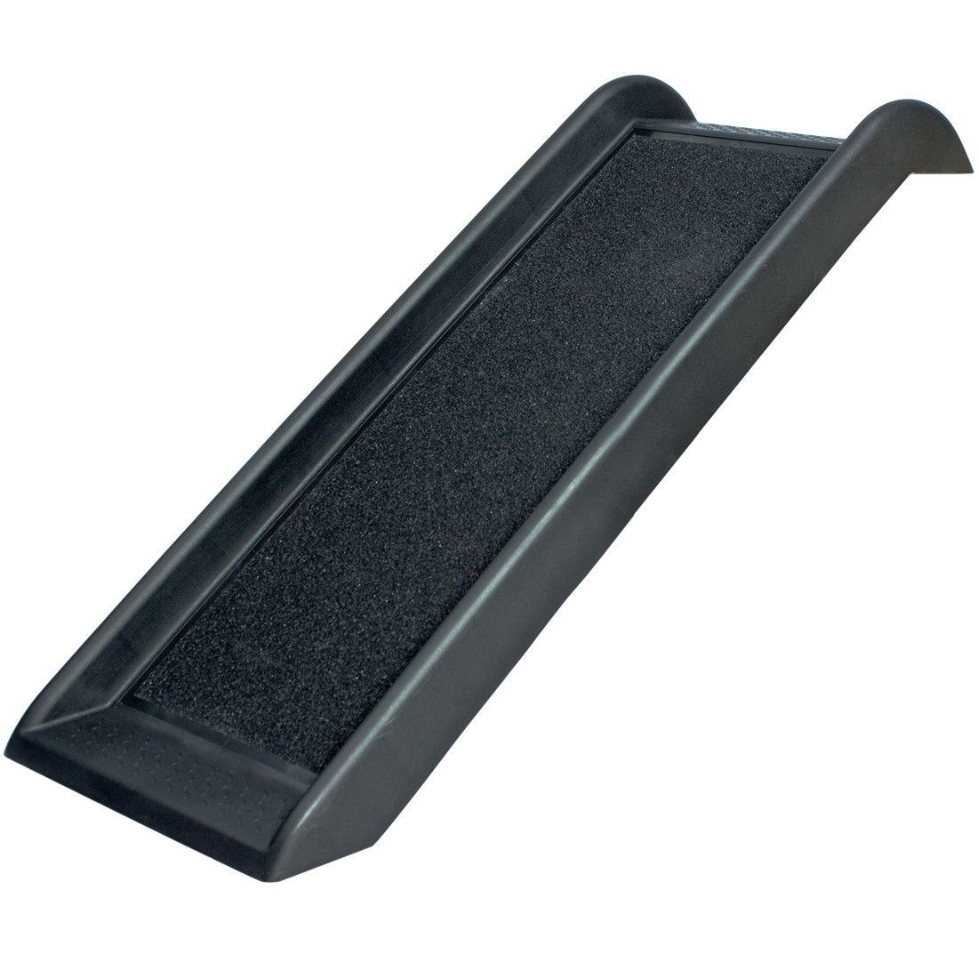 Black Non-Skid Pet Ramp Ladder for Small to Large Dogs Suitable for Car Sofa Bed