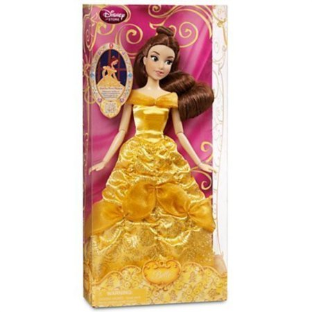 Disney Exclusive Classic Princess Belle Doll - Beauty and the Beast- 12