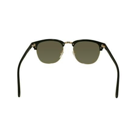 c10aeae1dfc0 Tom Ford Men s FT0248-05N-53 Black Square Sunglasses - image 1 of ...