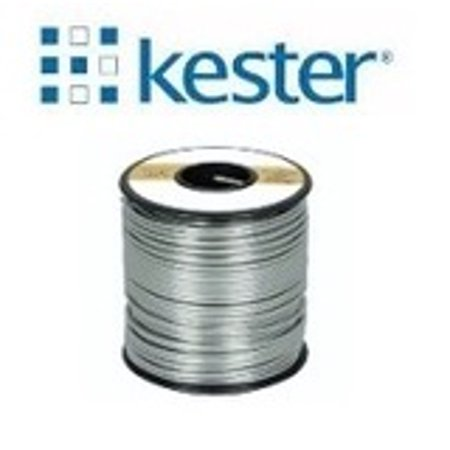 Kester Wire Solder 24-6337-8800 Sn63Pb37 - #50/245 No-Clean -