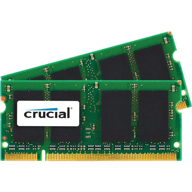 Crucial 4 GB DDR2 SDRAM Memory Module