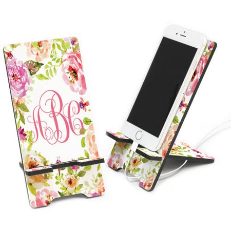 Spring Flowers Personalized Cell Phone (Fluke Tablets)