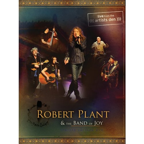 Robert Plant & The Band Of Joy: Live From The Artists Den (Music DVD)