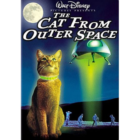 The Cat From Outer Space (DVD)](Felix The Cat Adult Movie)