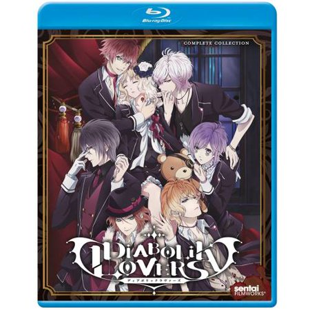 Diabolik Lovers (Japanese) (Blu-ray)](Mr Lover Lover)
