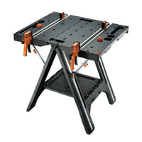 WORX Pegasus with (2) quick clamps and (4) clamp dogs WX051