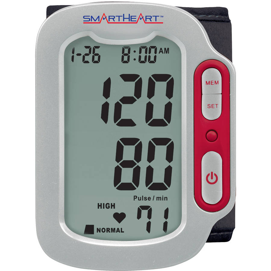 Digital Blood Pressure Sport Wrist Monitor
