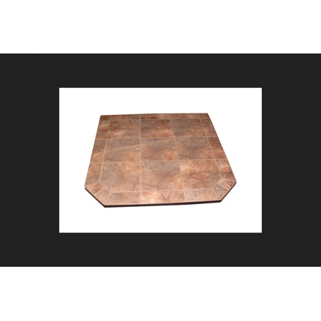Hearth Pad Dimensions - By The Fire Porcelain Hearth Pad Indoor