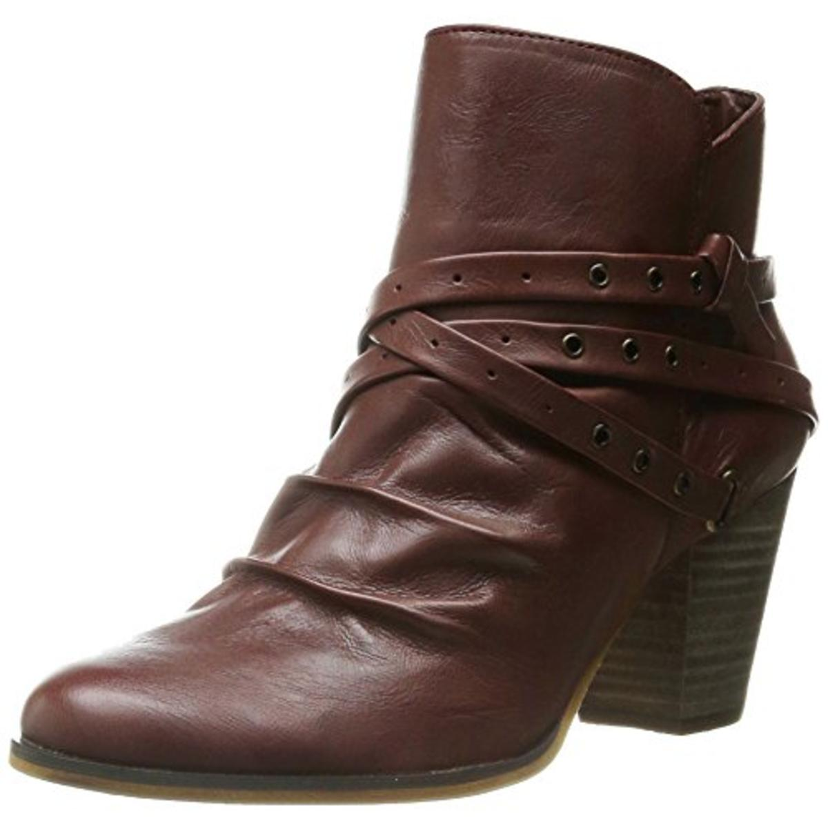 Bella Vita Womens Kiki Leather Slouch Ankle Boots by Bella Vita