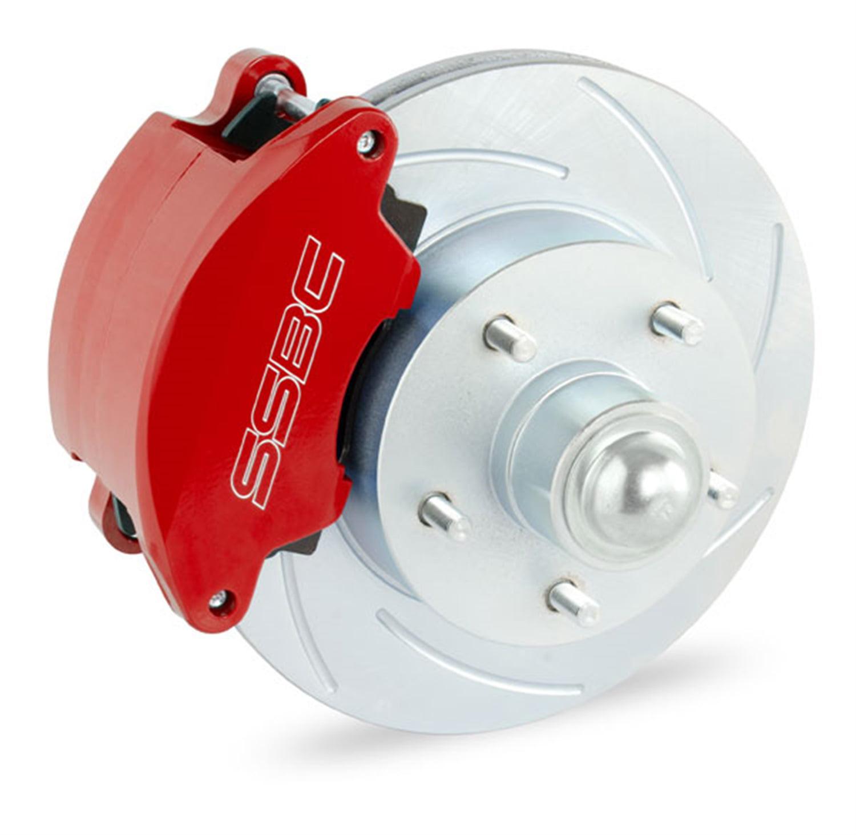 SSBC Performance Brakes A148-17ABK Brake Conversion Kit