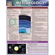 BarCharts 9781423216483 Meteorology Quickstudy Easel