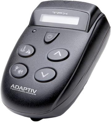 ADAPTIV TPX Radar Laser Detector A-01-01-ALERT by Adaptiv