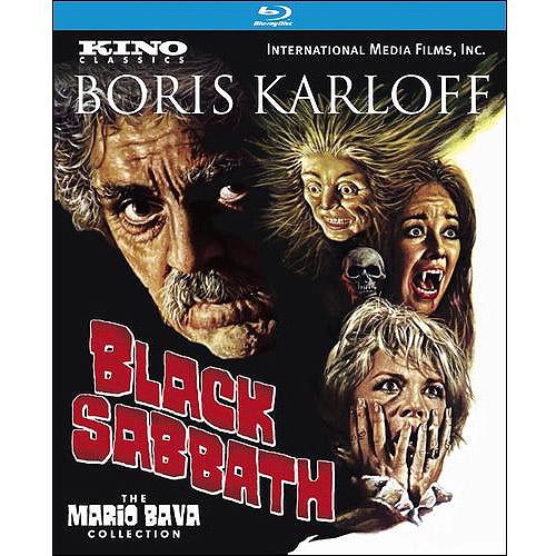 Black Sabbath (Remastered) (Blu-ray) (Widescreen)