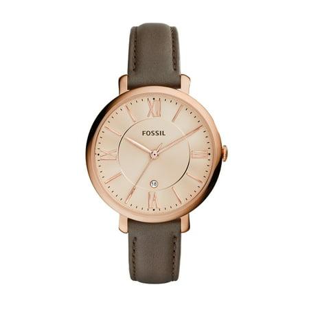 Women's Jacqueline Leather Watch, 36mm ES3843
