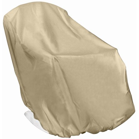 Surprising Sure Fit Adirondack Xl Chair Cover Taupe Dailytribune Chair Design For Home Dailytribuneorg