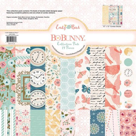 Early Bird Paper (American Crafts 12