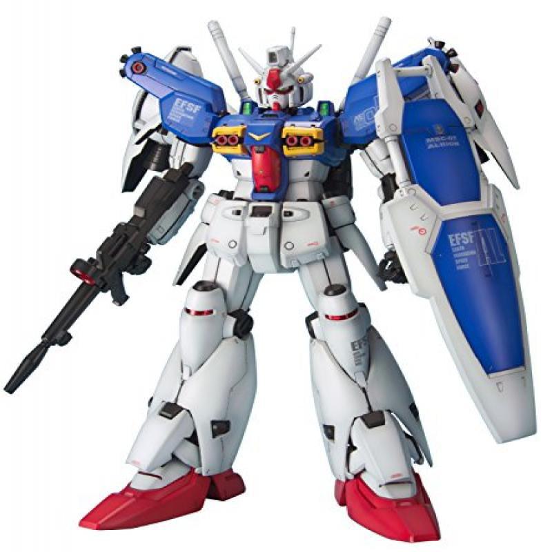 "Bandai Hobby Gundam GP-01 Fb ""Gundam 0083"" 1 60 Perfect Grade by Bandai Hobby"