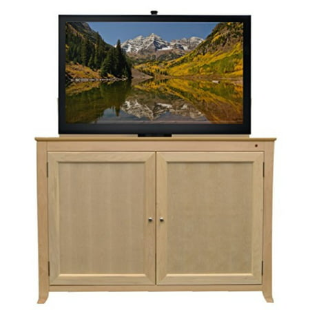 Touchstone Home Products Monterey 70156 Unfinished TV Lift Cabinet for for 60