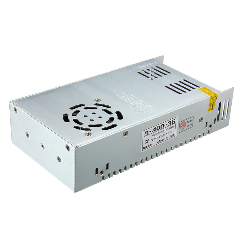 AC 110V 220V to DC 36V 400W 11A Switch Power Supply Driver