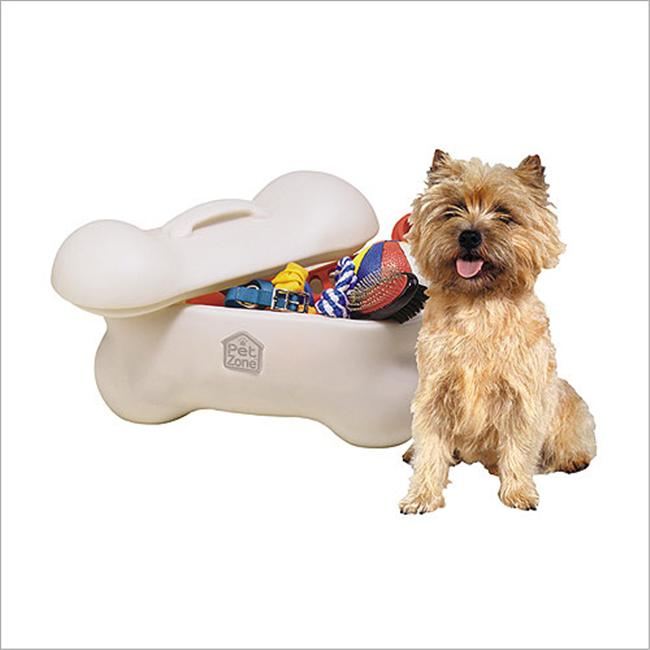 Our Pets 2150049030 Toys and Food Bone Storage Bin