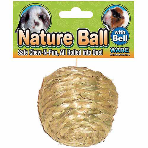 Ware Manufacturing Inc. Nature Ball with Bell