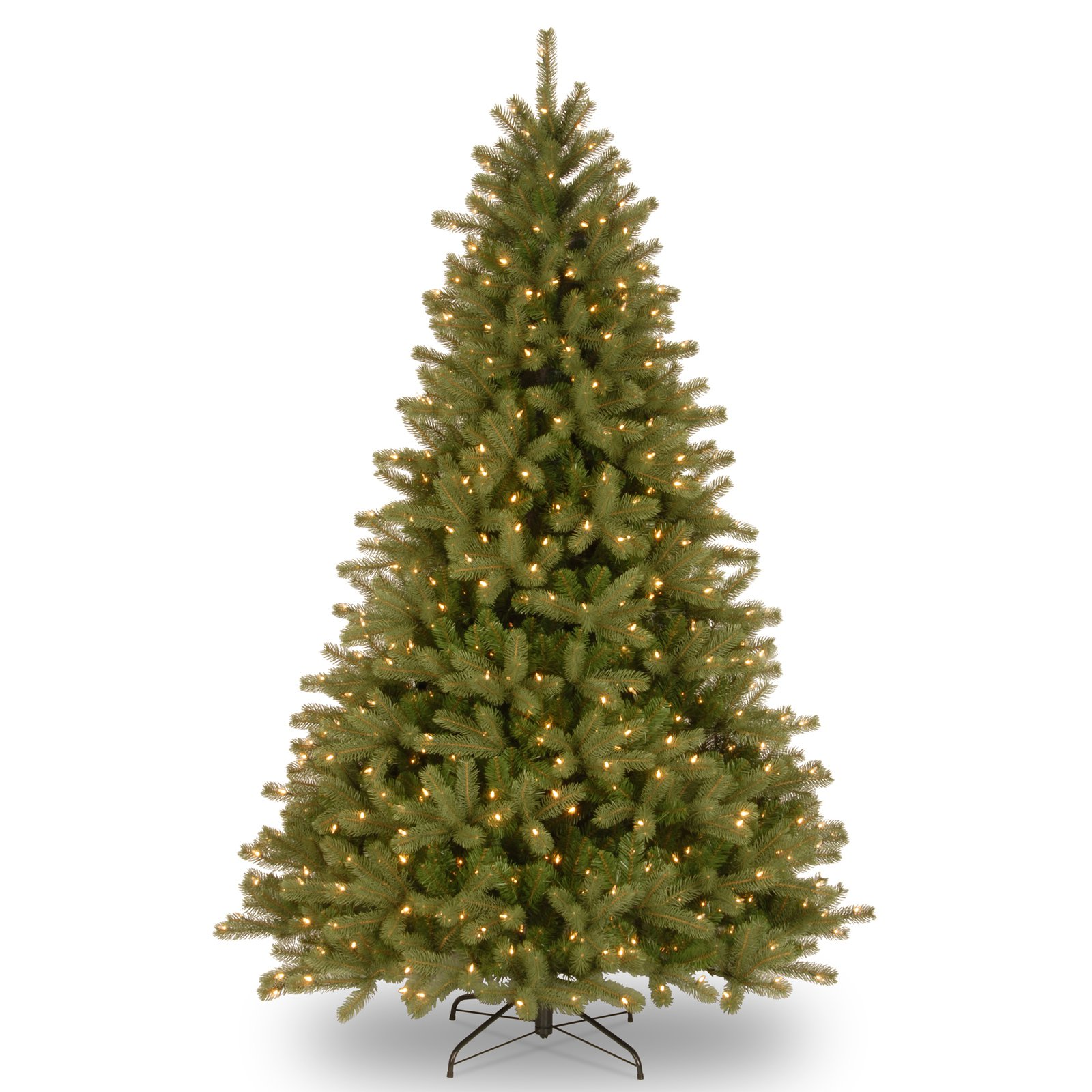 7.5' Lakewood Spruce Tree with Dual Color LED Lights