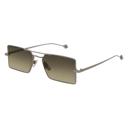 d7668583fb Brioni - Sunglasses Brioni BR 0023 S- 003 RUTHENIUM   BROWN - Walmart.com
