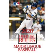 2020 Official Rules of Major League Baseball