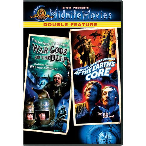 MGM War Gods of the Deep/At the Earth's Core