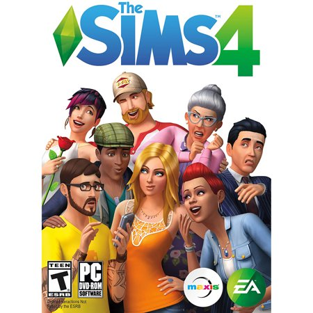 The SIMS 4 Limited Edition, Electronic Arts, PC, 014633730371](Sims 4 Halloween Fish)