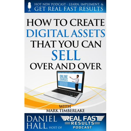 How to Create Digital Assets That You Can Sell Over and Over - eBook (Stores That Sell Pinatas)