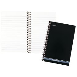 Cambridge WireBound Memo Book Navy 4