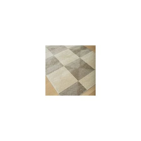 Image of Wildon Home Metro Zen Charcoal/Ivory Area Rug