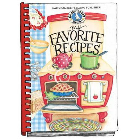 My Favorite Recipes Cookbook - Gooseberry Patch Recipes Halloween